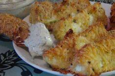 Вкусные, хрустящие, изумительные кабачки в сырной панировке