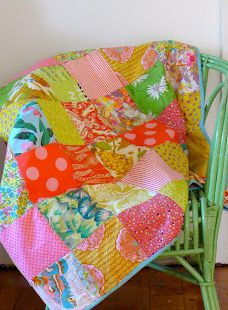 Quilt made by Sarah & I - in store at Calico & Ivy Balmain