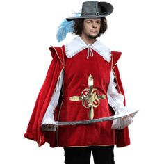 Image result for 3 musketeers costume diy