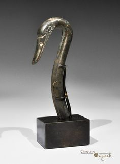 Celtic Iron Age 'La Tene' Goose-Head Finial 026149