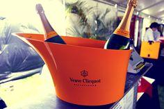 Veuve Clicquot champagne bucket