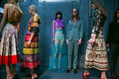 Milan Fashion Week, Day 1: Will Gucci Be the Blockbuster Show of the Season?…