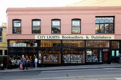 City Lights Bookstore in San Francisco Book appeal: City Lights was founded by poet Lawrence Ferlinghetti, so it makes sense that its entire second floor is a dedicated poetry space.