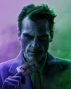 By @aikoaiham #Joker #DC #DCComics