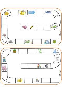 La couleur des émotions : positionnement dans l'espace – MC en maternelle