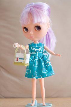 love the mini dress.