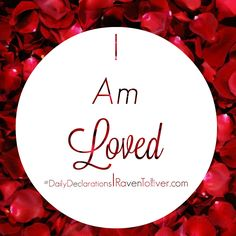 #DailyDeclarations I Am Loved ✡For God so loved the world, that he gave his only begotten Son, that whosoever believeth in him should not perish, but have everlasting life.-John 3:16 ✡But God demonstrates his own love for us in that the Messiah died on our behalf while we were still sinners.-Romans 5:8 #Blessed #Scriptures #SpeakLife #WordPower #Affirmation #Bible #BibleVerses #inspiration #BritChadashah