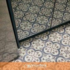 Detalhe do piso com o Ladrilho Mediterrâneo @ceusarevestimentos. #villabelarevestimentos #arquitetura #architecture #interior #arquiteto #architect #archilovers #decorador #decor #decoração #design #designinteriores #inspiração