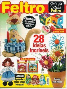 Revistas de Fieltro gratis: Revista de fieltro gratis