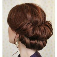Easy Simple Knotted Bun Updo Hairstyle Tutorials Wedding Hairstyle Haircuts Hairstyles for short long medium hair Yum Pins