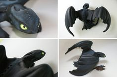 Toothless Dragon by ~askme4 on deviantART