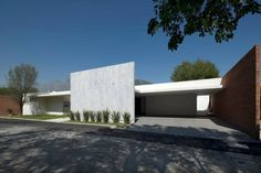 CASA CG: Casas de estilo Moderno por Landa Suberville