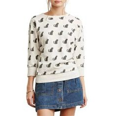 Buy wholesale stylish round collar long sleeves cartoon cat print women's sweatshirt 2xl white for $3.99 from China hoodies & sweatshirts wholesaler. Online christmas sweatshirt for men and women's t shirts with best quality , cheap price and fast delivery on Rosewholesale.com.
