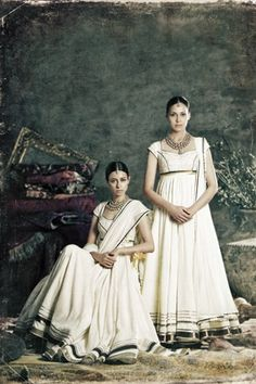 JJ Valaya's Collection Vogue India