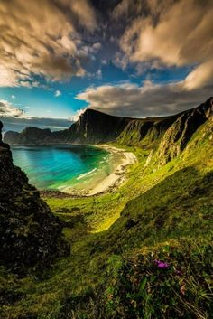 ✯ The Hidden Beach - Norway.to sit upon a hidden beach all day would be bliss. Hidden Beach, Lofoten, Landscape Photography, Nature Photography, Travel Photography, Animal Photography, Beach Photography, Portrait Photography, Photography Ideas