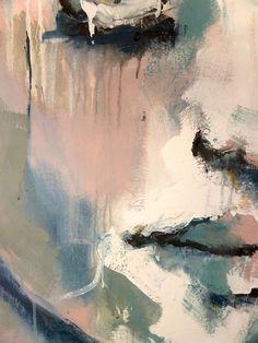 Detail Painting Annie Sloan Chalk Paint 100 x 100 cm on linen anniesloanhome Detailed Paintings, Painting Techniques, Painting Tools, Painting Art, Abstract Art Paintings, Abstract Portrait Painting, Chalk Art, Portrait Art, Portraits