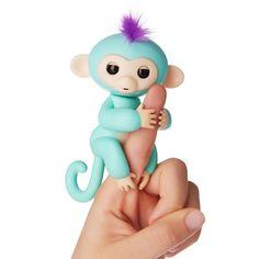 Fingerlings Interactive Baby Monkey Toy Zoe by WowWee ORIGINAL RARE #WowWee