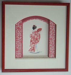 Nicole-Lemale-eleve-S. Craft Show Ideas, Frame It, Yuzen, Blog, Parfait, Crafts, Scrapbooking, Decor, Diy Artwork