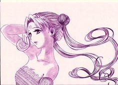 girlsbydaylight:  Princess Serenity by tigrette51