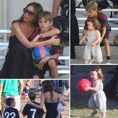 The Beckhams!