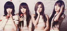 miss A - The Four Beauties | Beautiful Korean Artists