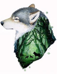Illustrations : La protection des animaux à travers l'art