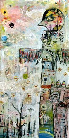totem- jesse reno,love his work!