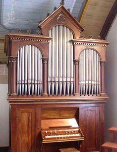 Vila do Conde | Órgão da Igreja dos Arcos