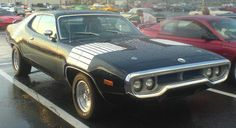 72 Plymouth Road Runner*