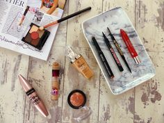 Magpie Jasmine: 10 Current Beauty Favourites Under £10  http://www.magpiejasmine.com/2015/04/10-current-beauty-favourites-under-10.html  #bbloggers #makeup #beauty #bblogger #beautyblogger #makeupbrushes #mascara #blush #lipstick