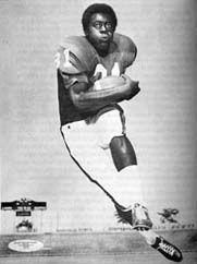 In 1967, Danny Hardaway became the first African-American athlete at Texas Tech to receive a scholarship.