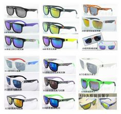 7070850184 21 colors ken block SPY sunglasses spy optic colorful reflective spy helm  sunglasses sports sunglasses men spy gafas de sol -spy $3.99