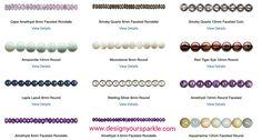 Our beautiful stone beads speak for themselves. Design your own now at www.designyoursparkle.com  #beads #semipreciousstones #beadsbracelet #bracelet #design #fashion #designyourown #designyoursparkle #create #createyourown #diy #getcreative #handmade #madetoorder #color #colorful #amethyst #tigereye #lapis #lapislazuli #amazonite #smokyquartz #aquamarine #moonstone #silver  #braceletbuilder #sunday #sundayfunday