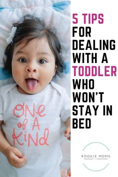 5 tips for dealing with a toddler who won't stay in bed! - 18 Month Sleep Regression - 5 tips for dealing with a toddler who won't stay in bed! – 18 Month Sleep Regression When you - Babysitting Activities, Toddler Activities, 18 Month Sleep Regression, Dad Advice, Toddler Sleep, Kids Sleep, Terrible Twos, Toddler Discipline, Gentle Parenting