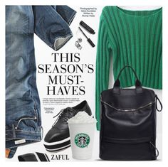 """""""Casual Style"""" by pokadoll ❤ liked on Polyvore featuring H&M, Anja, Industrie, Bobbi Brown Cosmetics, polyvoreeditorial, polyvorefashion, polyvoreset and zaful"""