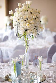 Christening, Table Decorations, Home Decor, Crystal, Decoration Home, Room Decor, Dinner Table Decorations, Interior Decorating