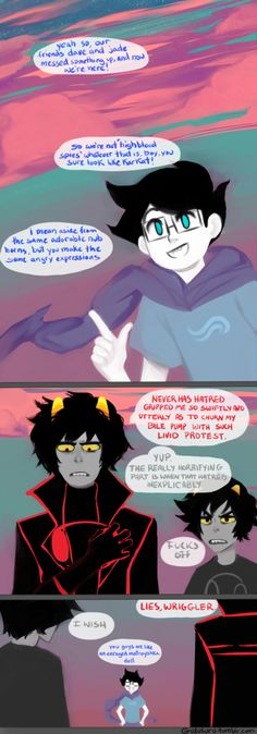 I know the Sufferer was signless, but this was made before that exposition, so yeah…