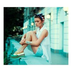 Juliett Kuczynska LOOKBOOK.nu ❤ liked on Polyvore featuring girls, photos and pictures