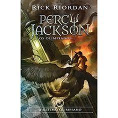 Livro - O Último Olimpiano - Coleção Percy Jackson e os Olimpianos - Vol. 5