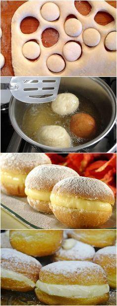 NOSSO SONHO PODE SER REALIZADO FAÇA RS…DELICIOSO!! VEJA AQUI>>>Coloque numa bacia todos os ingredientes secos e misture. Acrescente os ovos levemente batidos, a manteiga e o leite.Sove sobre superfície lisa, polvilhando a farinha. #receita#bolo#torta#doce#sobremesa#aniversario#pudim#mousse#pave#Cheesecake#chocolate#confeitaria Delicious Desserts, Dessert Recipes, Yummy Food, Cake Recipes, Portuguese Desserts, Portuguese Recipes, Gateaux Cake, I Love Food, Food Hacks