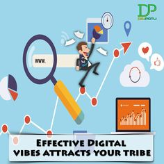 Being digitally strong can add growth to your business. Visit www.digipotli.com for a genuine digital marketing. #Digipotli #DigitalMarketing #SocialMediaOptimization #SmoCompanyIndia #SmoServices #DigipotliSeoServices