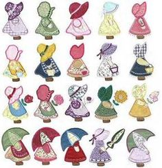 little dutch girl quilt pattern - yahoo Image Search Results