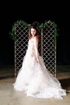 Rustic Modern Wedding Inspiration - Rustic Wedding Chic