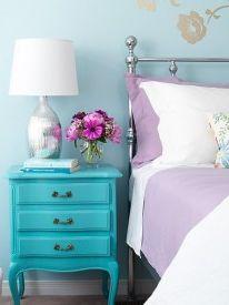 paint bedside tables