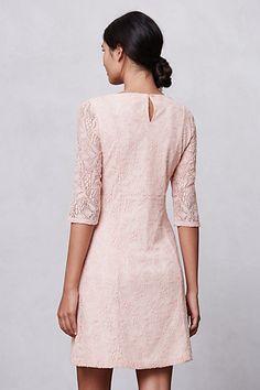 Lefkara Lace Dress - anthropologie.com