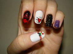 Opções de Nail art para Noivas Alternativas