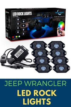 Jeep Wrangler Yj, Jeep Tj, Jeep Wrangler Upgrades, Jeep Wrangler Lights, Jeep Wrangler Unlimited Accessories, Wrangler Accessories, Jeep Accessories, Accessoires De Jeep Wrangler, Accessoires Jeep