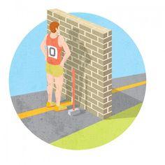 Avoid hitting the wall in your next half marathon or marathon.