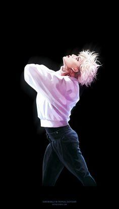 #Kai Fanart #EXO #EXO-K #JongIn Cr. To DancingBilly @ Kaithecosmos.com