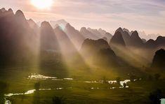 Free Pictures, Free Images, Vietnam, Public, Mountains, Landscape, Nature, Travel, Scenery